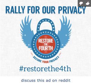 Adzerk powered ad on Reddit