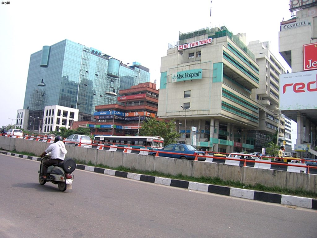2. Picture of pitampura
