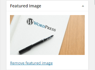 Wordpress Theme Image Add  op