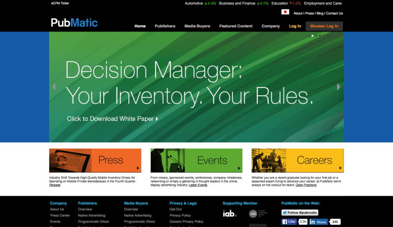 Pubmatic