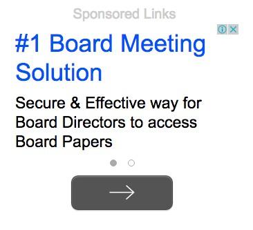 Google AdSense update: Nessie Arrows