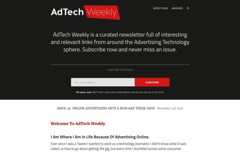 adtech-weekly