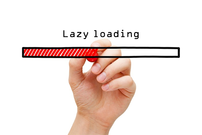 lazy loading ads