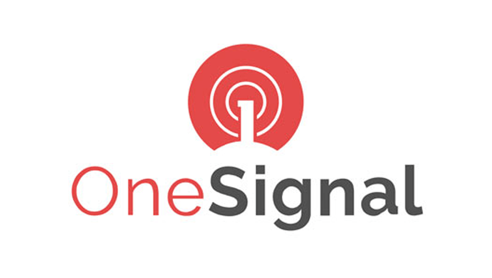 Web push notifications: OneSignal