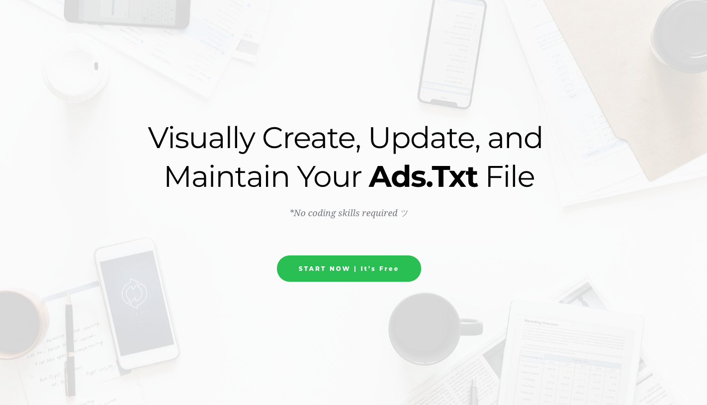 ads.txt manager