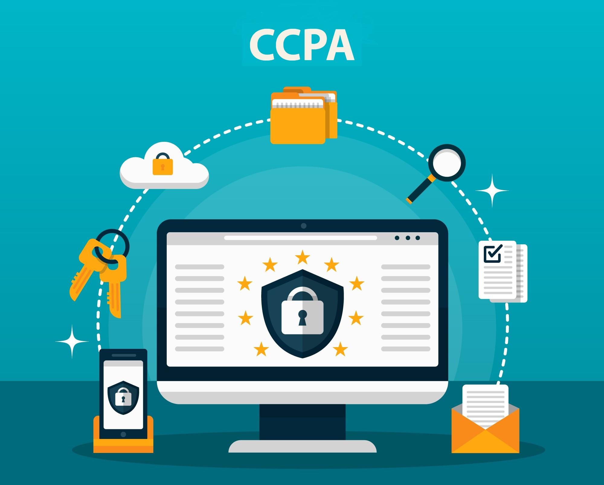 California Consumer Privacy Act CCPA