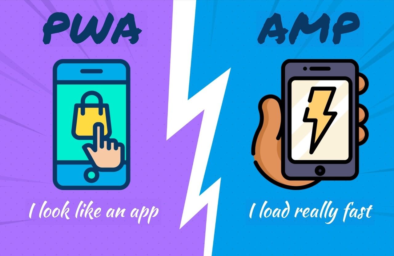 PWA vs AMP