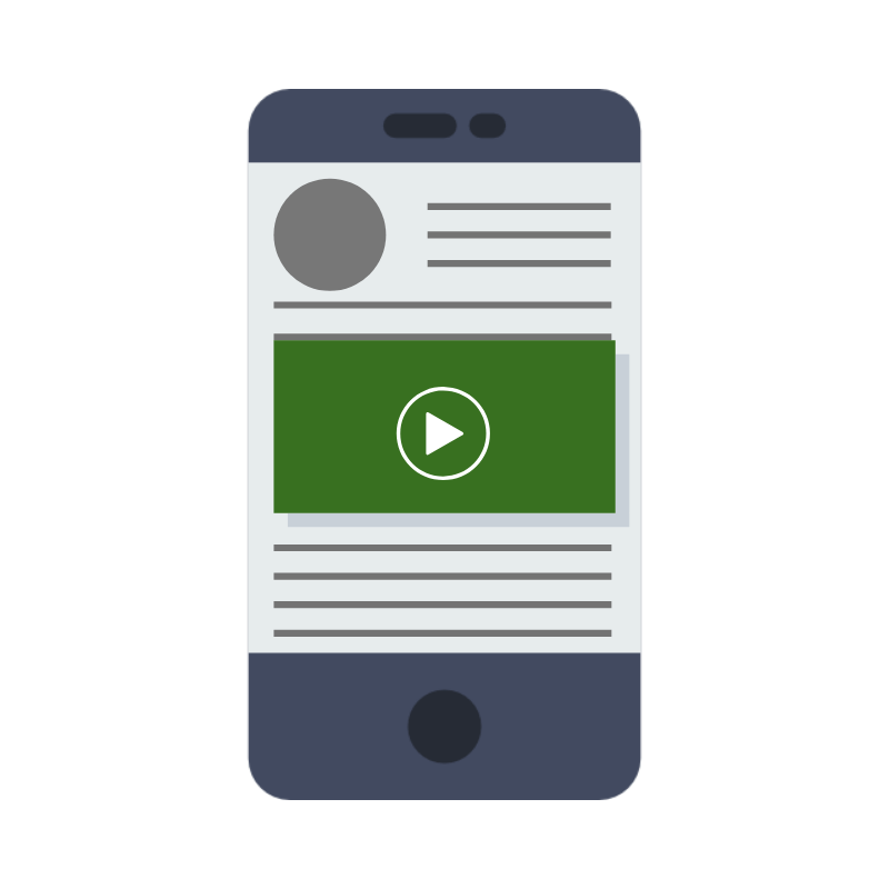 Mobile Video Ad