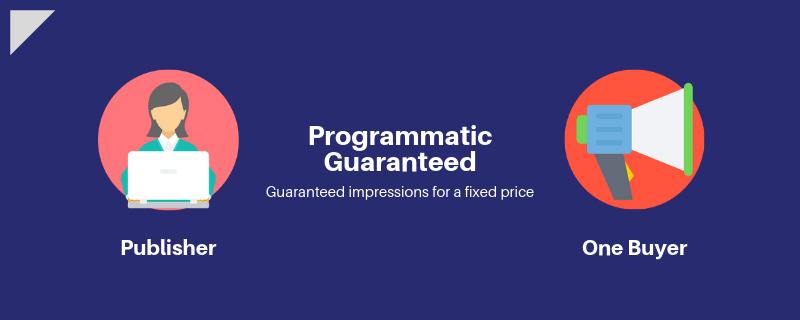 programmatic guaranteed