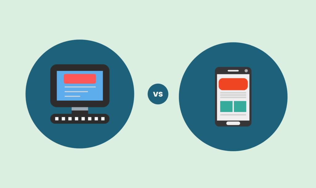 desktop ad revenue vs mobile ad revenue