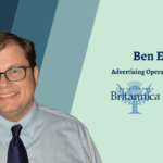 Ben Elliff ad operations manager at Encyclopædia Britannica