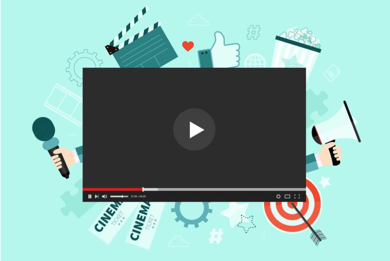 How to find an online video player