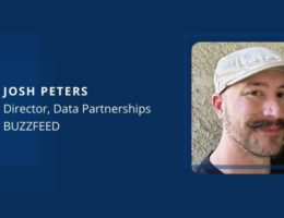 How to scale first-party data with Josh Peters of Buzzfeed