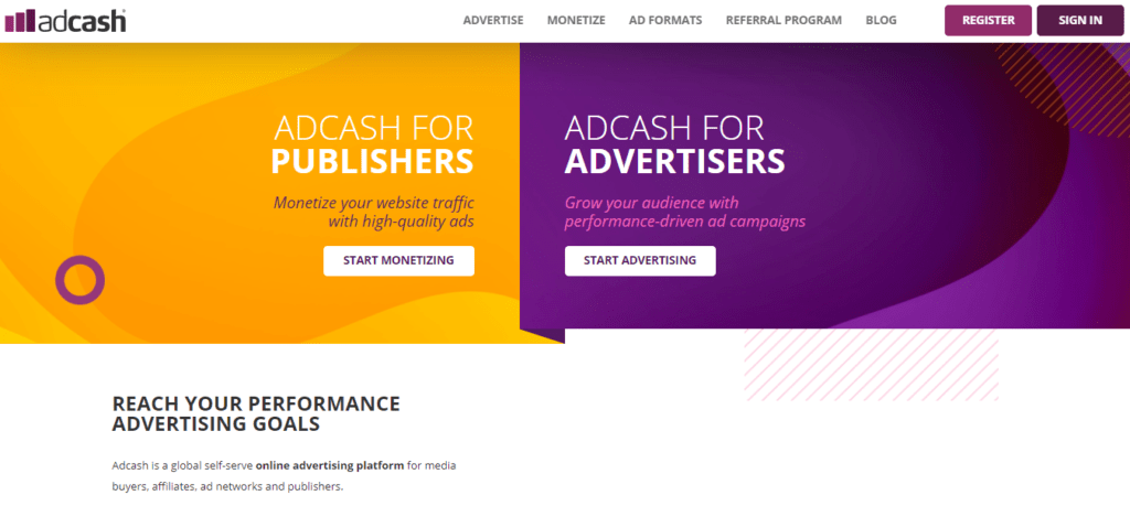 adcash ad network