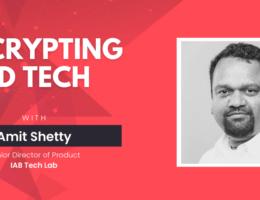 Amit Shetty iab tech lab