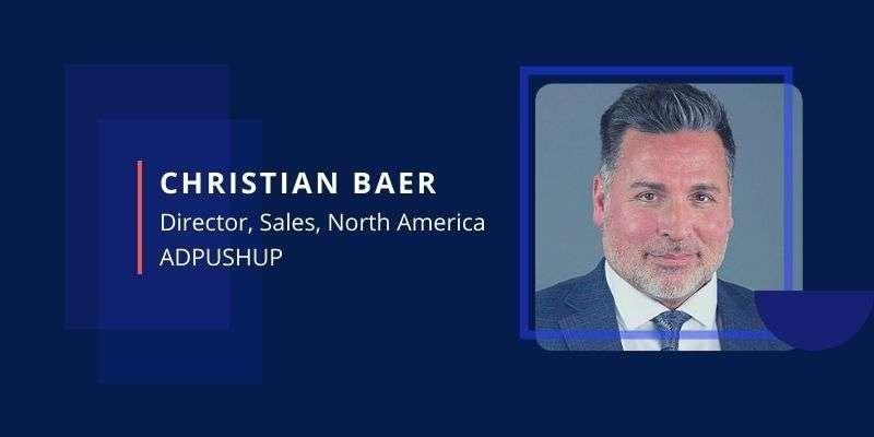 Christian Baer, AdPushup