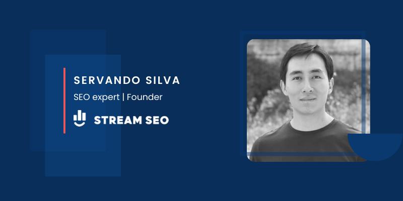Servando Silva, Stream_SEO