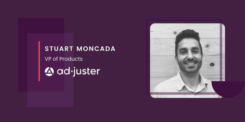 Stuart Moncada, Ad-Juster